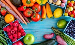 Chăm đi chợ bạn sẽ giỏi phân loại rau củ, quả