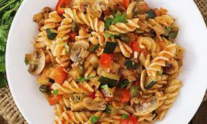 'Thánh pasta' mới biết 7 loại mỳ này
