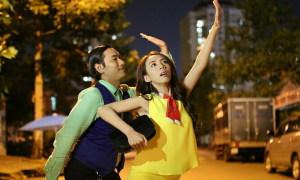 Thu Trang, Kiều Minh Tuấn 'tấu hài' trên màn ảnh tháng 6