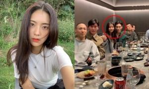T.O.P (Big Bang) bị nghi ngờ hẹn hò mỹ nhân SM