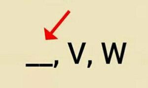 Thử thách nhớ vị trí bảng chữ cái tiếng Anh (2)