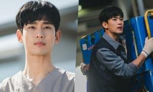 Kim Soo Hyun đóng nhân viên y tế điển trai