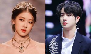 Những idol Kpop có khí chất vương giả