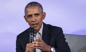 Obama lên án biểu tình bằng bạo lực
