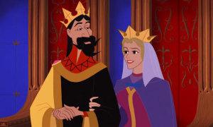 Fan cứng Disney có biết đây là cha mẹ của ai?
