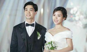 Công Phượng - Viên Minh công khai ảnh lễ đính hôn