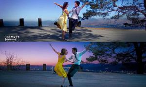Cặp đôi đi khắp thế giới để 'cosplay' cảnh phim nổi tiếng