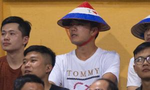 Xuân Trường buồn muốn khóc khi đội nhà thất bại trước Hà Nội FC