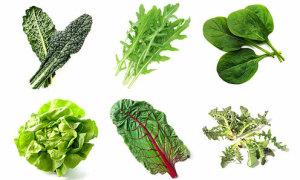 Nhận dạng 10 loại rau bằng tiếng Anh