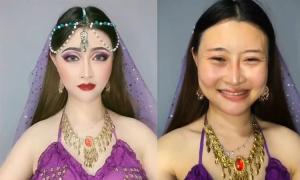 Sự thật dối lừa đằng sau lớp makeup long lanh