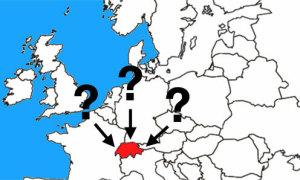 Tinh thông địa lý đoán bản đồ các nước