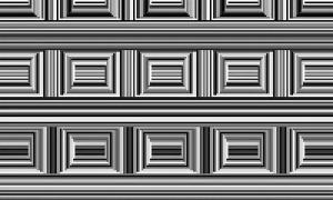 Bạn có nhìn ra 16 hình tròn?