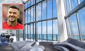 Penthouse 24 triệu USD của David Beckham