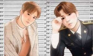Bạn có nhận ra idol Hàn sau khi dùng app chỉnh ảnh (3)
