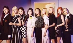 Twice bị chê 'thảm họa chụp ảnh tạp chí'