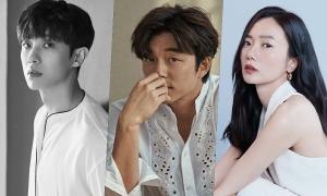 Lee Joon gia nhập drama 'toàn sao' cùng Gong Yoo, Bae Doo Na