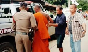 Trụ trì Thái Lan giết bạn gái cũ đang mang thai vì ghen