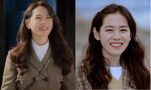 Nhan sắc 'đẹp trường tồn' của Son Ye Jin lại gây sốt