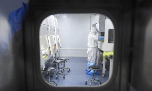 Trung Quốc ráo riết chạy đua tìm vaccine chống Covid-19