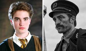 Sao Hollywood khác biệt trong phim đầu tiên và phim mới nhất