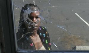 Anh trai người da đen treo cổ bị cảnh sát bắn chết