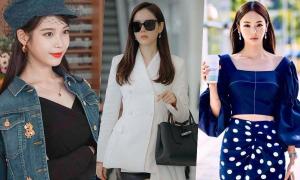 10 mỹ nhân là biểu tượng thời trang trên màn ảnh Hàn