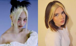 Jennie - Rosé vừa comeback đã lăng xê hai kiểu nhuộm tóc đỉnh nhất