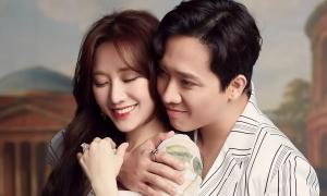 Hari Won: 'Ông xã hôn tôi mỗi sáng thức dậy'