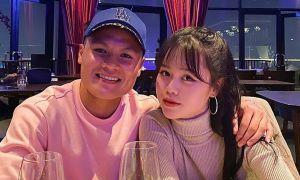 Phản ứng của Huỳnh Anh khi Quang Hải lộ tin nhắn tình cảm