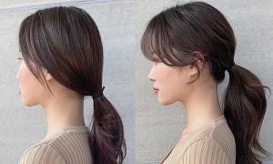 Những kiểu buộc tóc 'cưng muốn xỉu' cho bạn gái
