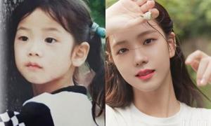 Ji Soo: Ngày bé 'thường thường', lớn lên hóa 'nữ thần sắc đẹp'