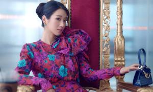 Tủ đồ quý tộc xuất sắc của mỹ nhân 'điên mà đẹp' Seo Ye Ji