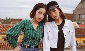 Quỳnh Anh Shyn - Chi Pu 'nghỉ chơi'