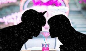 Đoán phim Hàn qua cái bóng của cặp đôi