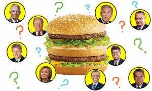 Bạn có biết món ăn ưa thích của các tổng thống Mỹ?