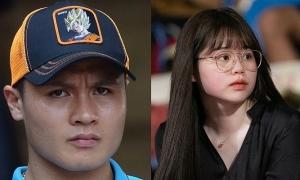 Quang Hải và Huỳnh Anh đi phủ cầu bình an
