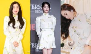 Irene (Red Velvet), Jessica Jung, IU: Ai mặc váy đẹp hơn?