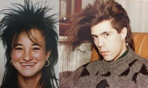 Những kiểu tóc chất ngầu thời ông bà, bố mẹ