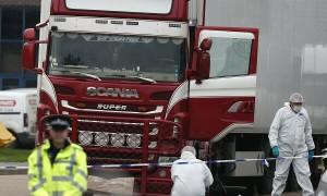Thêm một nghi phạm nhận tội vụ 39 thi thể trong container
