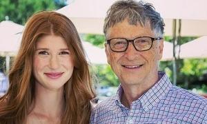 Con gái Bill Gates tiết lộ cuộc sống trong gia đình tỷ phú