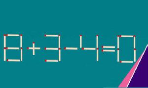 Bạn thông minh đến đâu khi xử lý bài toán que diêm?