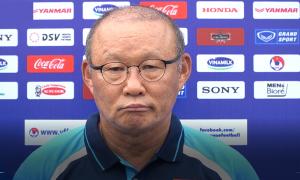 HLV Park: 'Việt Nam thiếu những cầu thủ như Duy Mạnh, Công Phượng'
