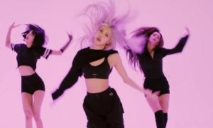Rosé chiếm spotlight của Lisa trong video vũ đạo 'How you like that'