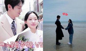'Bằng chứng hẹn hò' của Lee Min Ho - Kim Go Eun