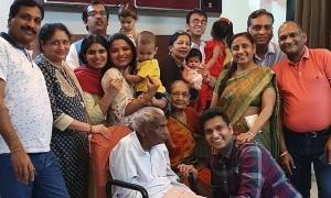 Đại gia đình 17 người ở Ấn Độ nhiễm nCoV