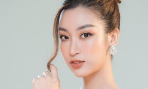 Đỗ Mỹ Linh chấm thi Hoa hậu Việt Nam 2020