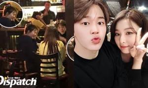 'Ảnh hẹn hò' của Ji Min - Seul Gi khiến fan hoang mang