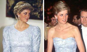 Những lần mặc lại váy cũ của người hoàng gia