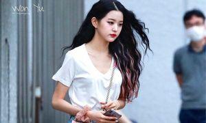 Rosé - Jang Won Young: Hình thể chuẩn hay 'da bọc xương'?