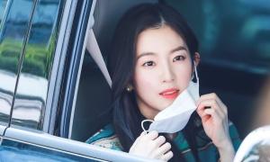 Khoảnh khắc đẹp như phim của Irene khiến fan 'ôm tim'
